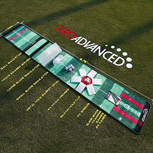 alfombra golf